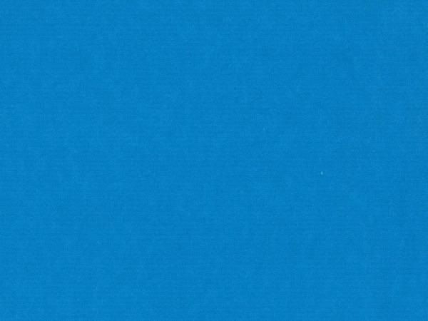 Geschenkpapier Rotolux unicolor white Kraft blue