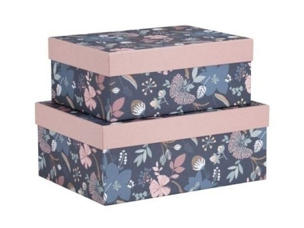 Geschenkschachtel Artoz Pure Box A4 birkengrün