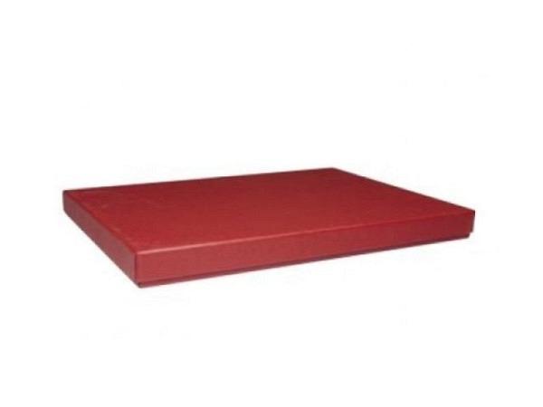 Geschenkschachtel Artoz Pure Box A4 Klondike rubin