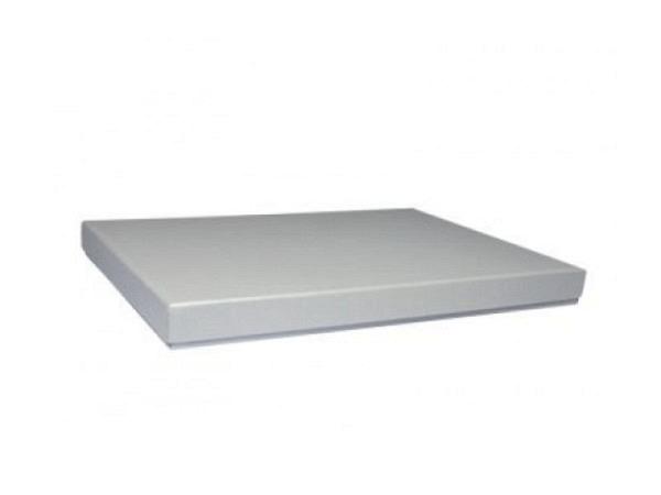 Geschenkschachtel Artoz Pure Box A4 silber 30,7x22x0,5cm