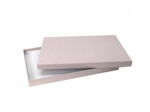 Geschenkschachtel Artoz Pure Box A5 Perle ballerina