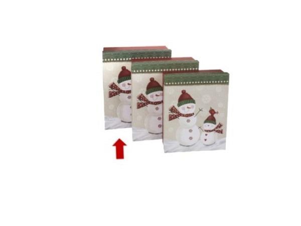 Geschenkschachtel Glitter India 17,5x10,5x7cm