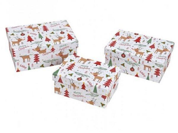 Geschenksfaltschachtel Herlitz Happy Eggs 21,5x16,2x3,2cm