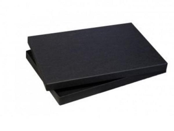 Geschenkschachtel Artoz Pure Box A4 1001 schwarz