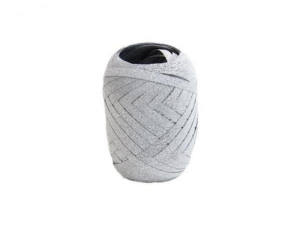 Geschenkband Artebene Kreppband silber 10mmx20m