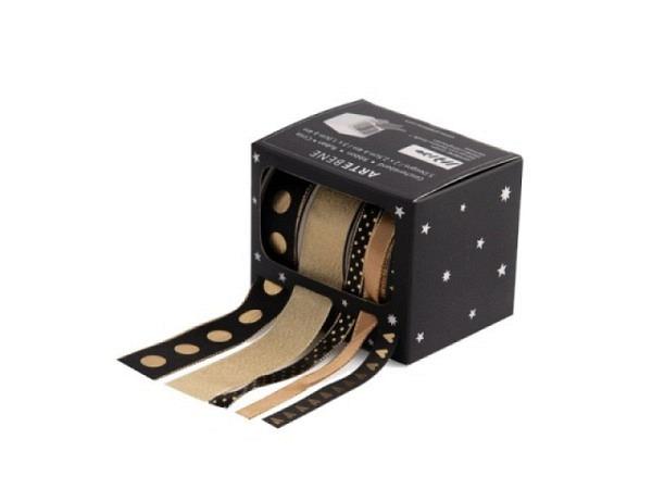 Geschenkband Artebene Black Label Ribbon Box