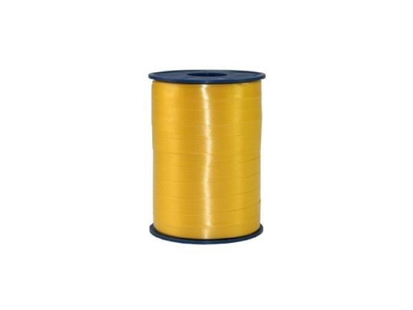 Geschenkband Präsent America gelb matt 10mmx250m