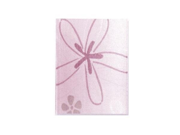 Geschenkband Blumen rosa 40mmx2m