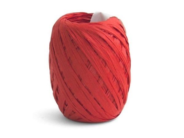 Geschenkband Artebene Kreppband Rot 10mmx45m