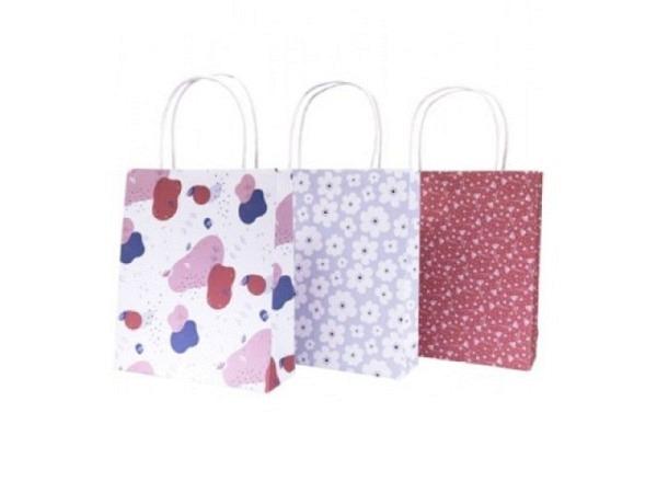Flaschentasche Artoz Pure Bag Wine Nordana brown glow 37x11,5x9cm