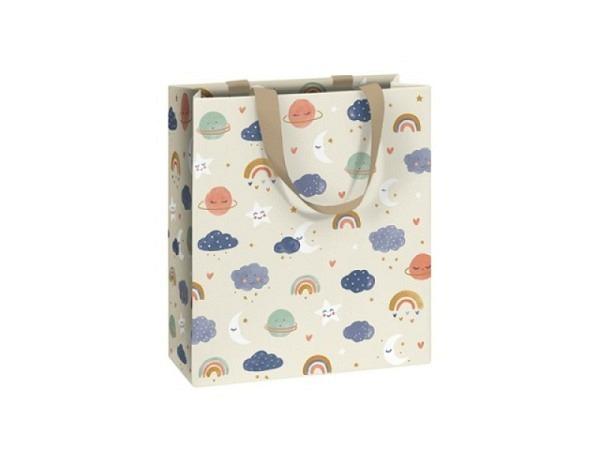 Flaschentasche Artoz Red Elegance Weihnachtsbaum 38x15x10cm
