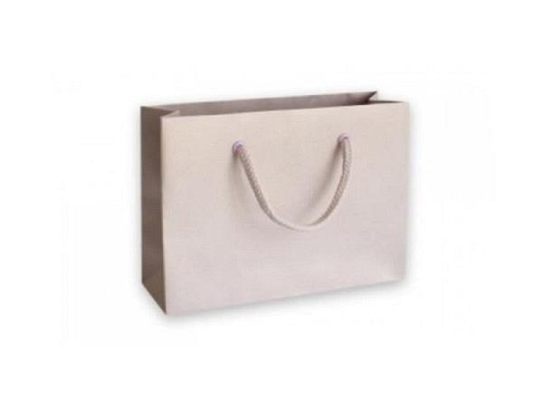 Geschenksack Artoz Pure Bag M Nordana rose glow, 27x20x11cm