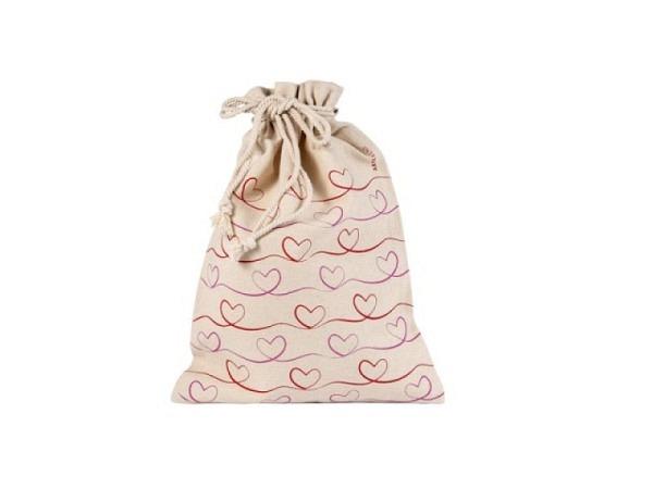 Geschensack Punch Studio Fresh Flowers 35x28x12cm