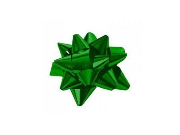Geschenkmaschen Star Metal Unito grün