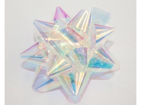 Geschenkmaschen Star Hologramm Splendid