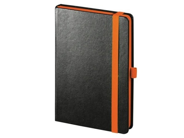 Agenda Biella Kompagnon Trend 14,8x21cm Orangeschnitt