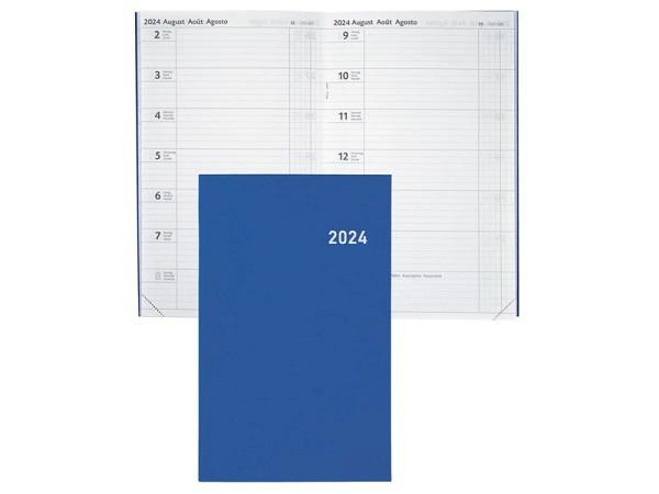 Agenda Biella Compact 15x24cm 7 Tage auf 1 Seite