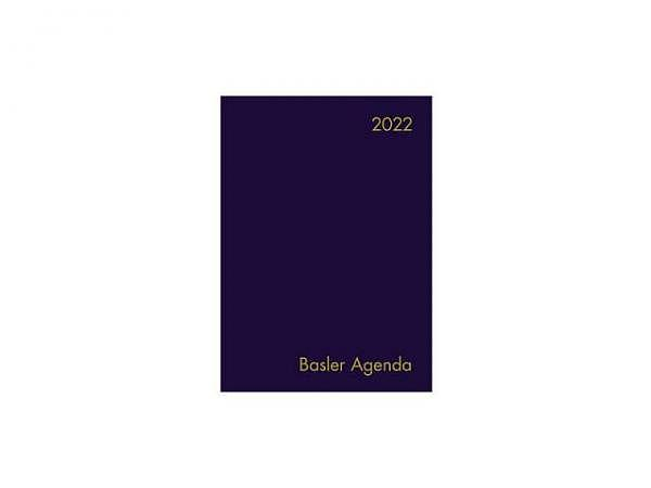 Agenda Basler Agenda Ersatzeinlage, 13-Monats-Agenda