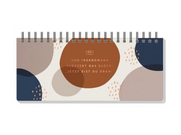 Agenda Biella Hype pink 14,5x20,6cm 1Tag auf 1Seite