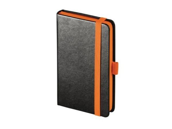 Agenda Biella Kompagnon Trend 8,7x15,3cm Orangeschnitt