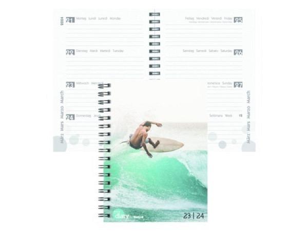 Agenda Biella August-August Sport 7 Tage auf 2 Seiten