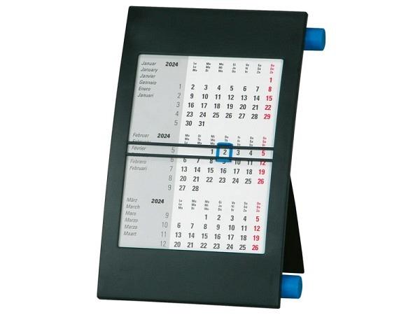Tischkalender Biella 3-Monate