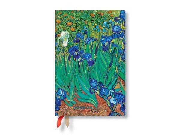 Agenda Paperblanks Juli Mini Kolibri 7 Tage auf 2 Seiten