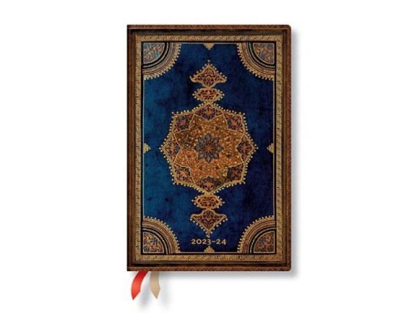 Agenda Paperblanks Juli Mini Safawidisch, 7 Tage auf 2 Seiten