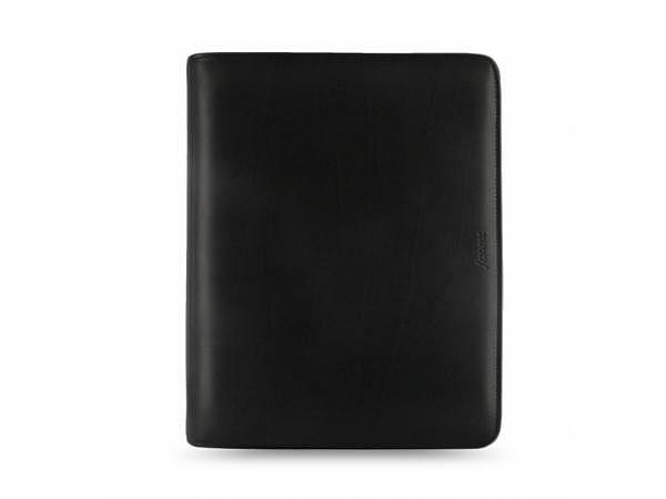 Ringbuch Filofax A5 Metropol Zip schwarz mit Reissverschluss