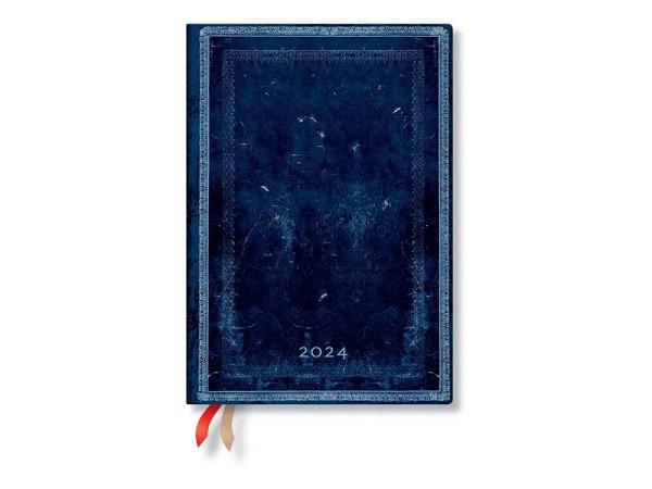 Agenda Paperblanks Midi Valentina 7 Tage auf 2 Seiten
