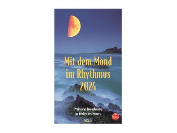Kalender Mit dem Mond im Rhythmus 27x48cm