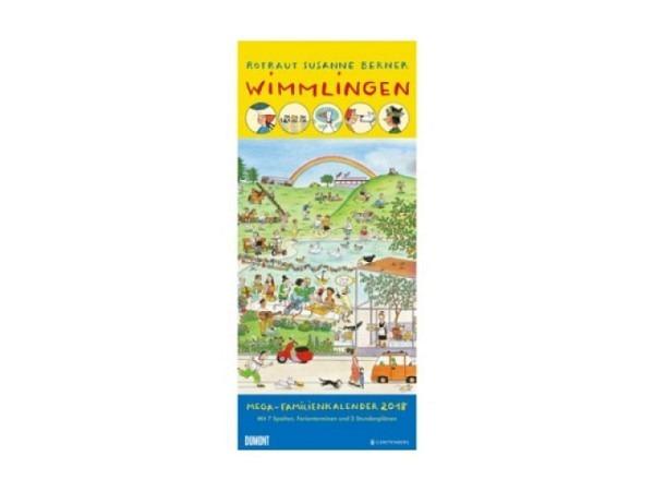 Familienplaner Dumont Wimmlingen Mega-Familienkalender