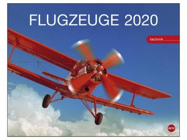 Kalender Flugzeuge 44x34cm
