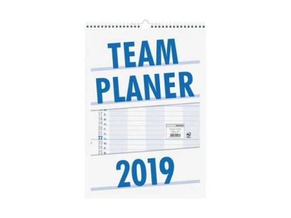 Familienkalender Zettler Teamplaner 2017