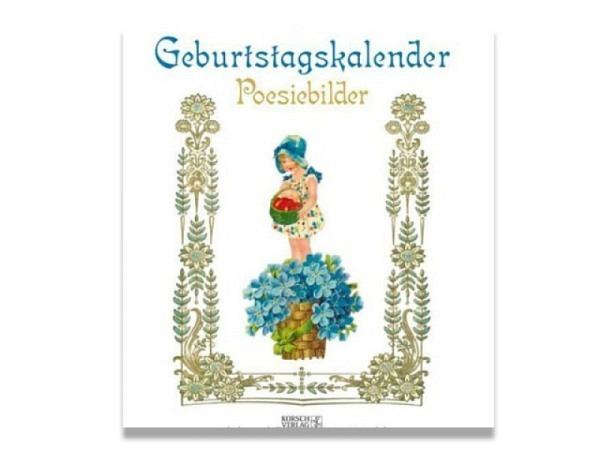 Geburtstagskalender Korsch Hundertwasser Architektur 19x35cm