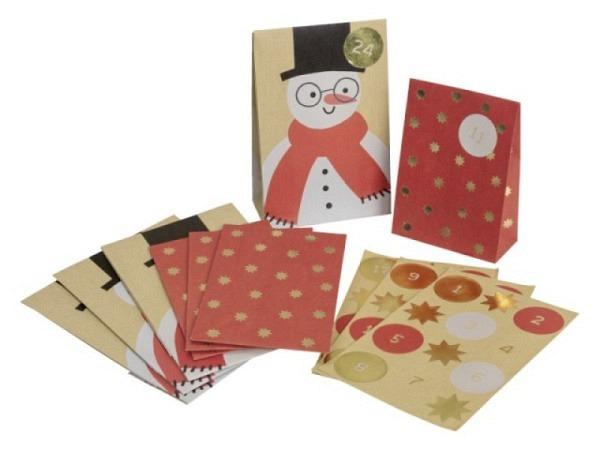 Adventskalender Korsch Nostalgische Weihnacht
