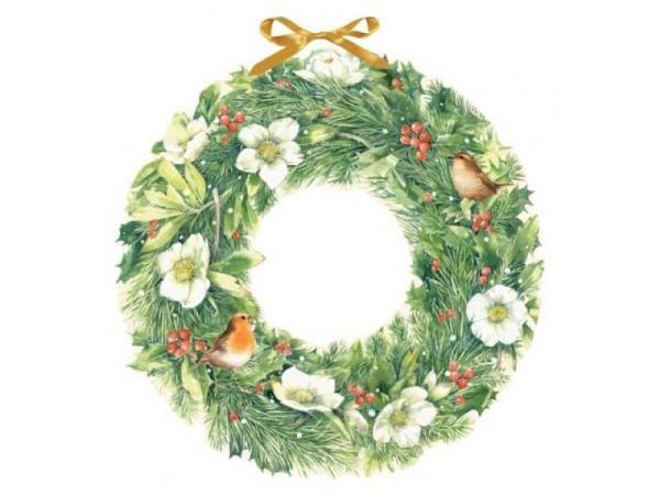 Adventskalender Coppenrath Marjoleins Weihnachtskranz