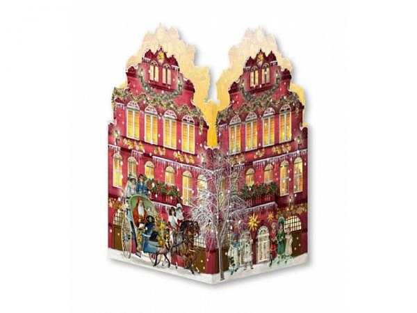 Adventskalender Coppenrath Leuchtender Advent Mini 16,5x11,5cm