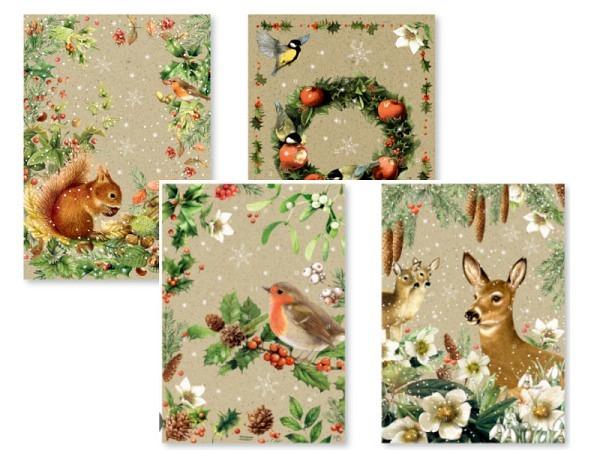 Adventskalender Coppenrath Charles Dickens Weihnachtswelt