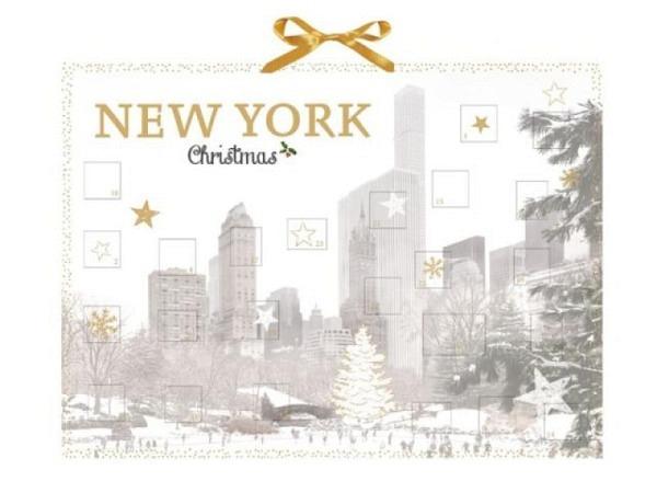 Adventskalender Coppenrath New York Christmas 52x38cm
