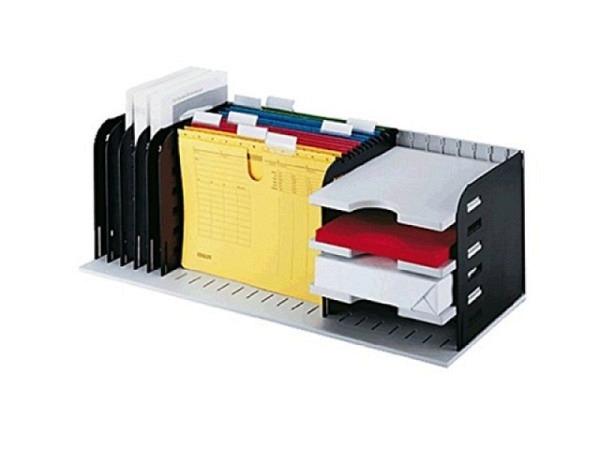 Büroset Styrorac Flexi Board schwarz/grau
