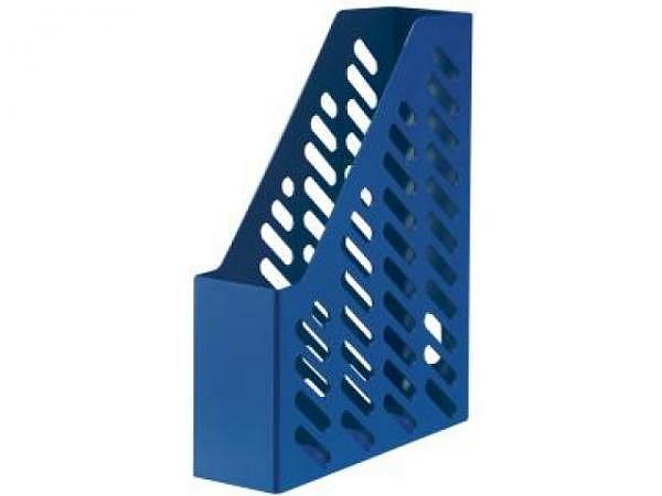 Zeitschriftenbox Biella Classic A4 blau