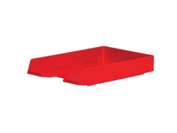 Briefkorb Biella Parat-Plast 24x30,5x5cm rot