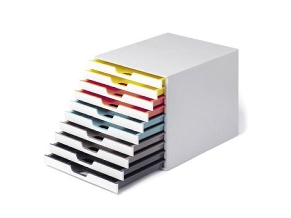 Briefkorb Biella Parat-Plast 24x30,5x5cm blau