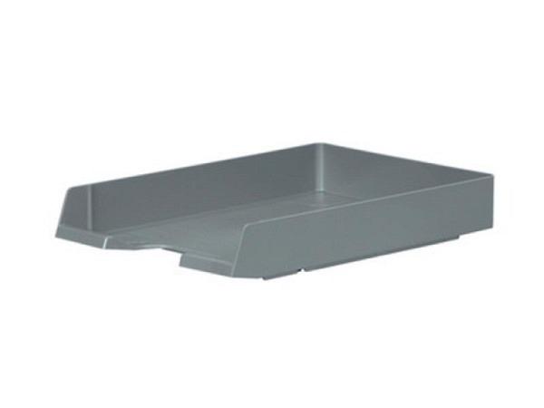 Briefkorb Biella Parat-Plast 24x30,5x5cm grau
