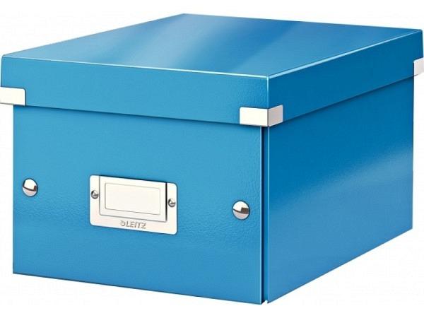 Ablagebox Leitz Click & Store A5 blau