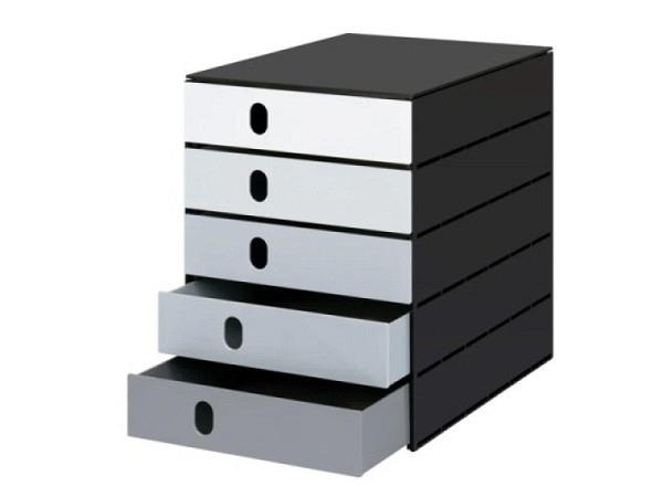 Büroset Lego Storage Drawer Brick 8 blau 50x25x18cm