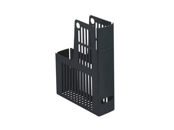 Zeitschriftenbox Esselte Collecta A4 schwarz 24x7,2x31cm