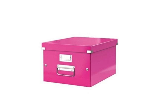 Ablagebox Leitz Click & Store A4 pink