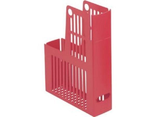 Zeitschriftenbox Esselte Collecta A4 rot, 24x7,2x31cm
